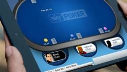 Sky Poker On The Go