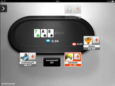 Party Poker for Mobile Devices