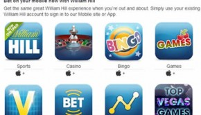 William Hill Mobile Online Poker
