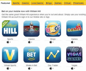 William Hill Mobile Online Poker
