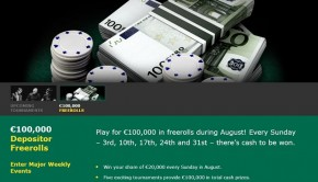 Bet365 Poker Depositor Freeroll Promotion
