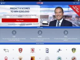 UK Sky Poker SkyBet Premier League Promotions