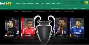 Team of Champions Bet365 Poker
