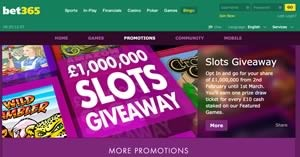 bet365 £1m Giveaway