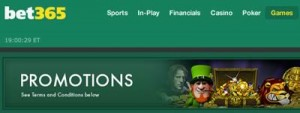 Bet365 Games UK bonus code