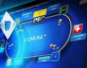 UK bonus Coral Poker
