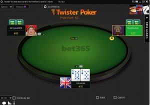 Bet365 Poker Gaming Table
