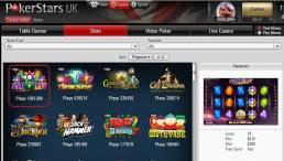 PokerStars Casino Betting