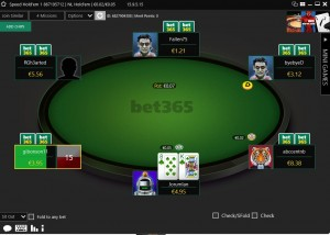 Speed Poker Bet365