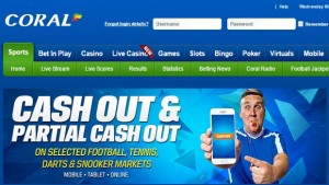Coral Cash Out Options
