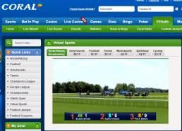 Coral Virtual Sports