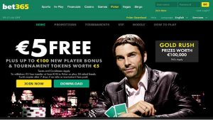Bet365 Poker New Player Offer