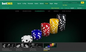 Premium Steps Bet365 Poker