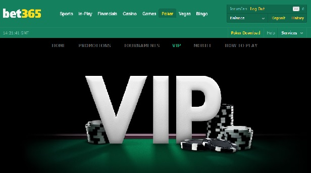 Play Your Way To Becoming A VIP At Bet365 Poker's Reward Scheme