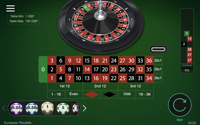 Spin roulette wheel without betting lotto online betting