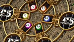 bet365 bingo aztec riches