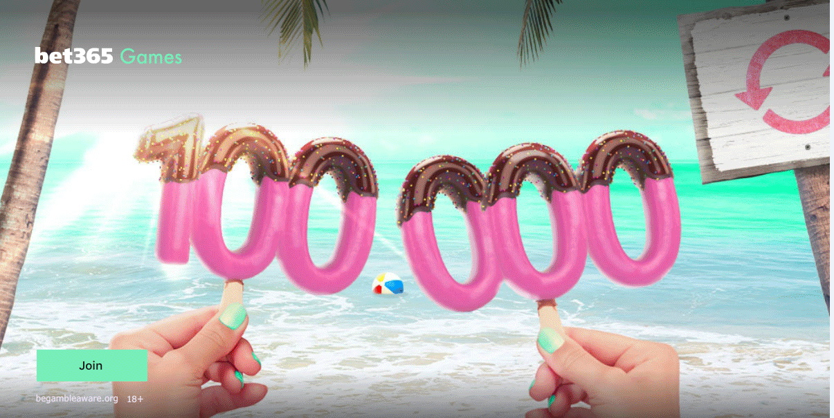 bet365 scorching free spins
